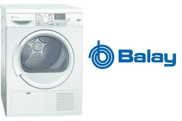 BALAY Secadora condensación 3SC873 Precio MD 336,00 € http://www.materialdirecto.es/es/7kg/35870-balay-secadora-3sc873--4242006218980.html