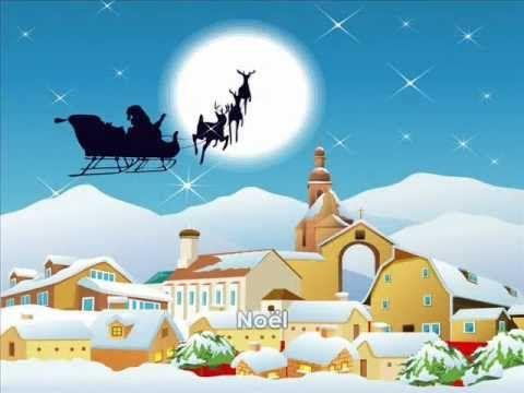Noël, c'est comme un rythme de jazz (sous-titré en français) - YouTube