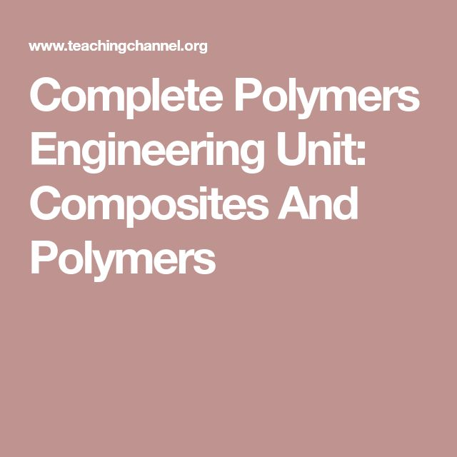 Best 25+ Polymer engineering ideas on Pinterest Polymer clay - instrument commissioning engineer sample resume