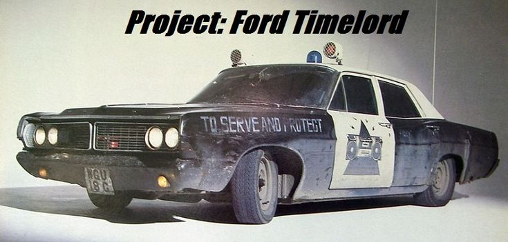 Project Ford Timelord