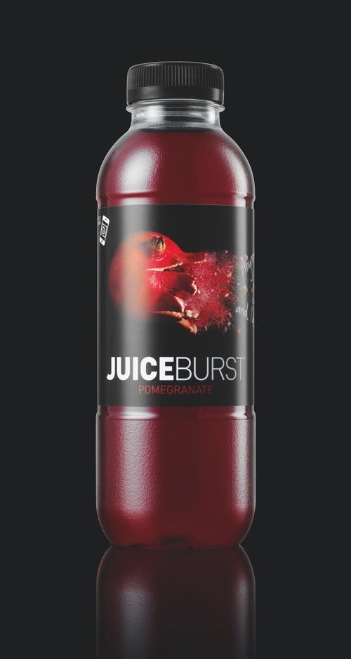 JuiceBurst Pomegranate