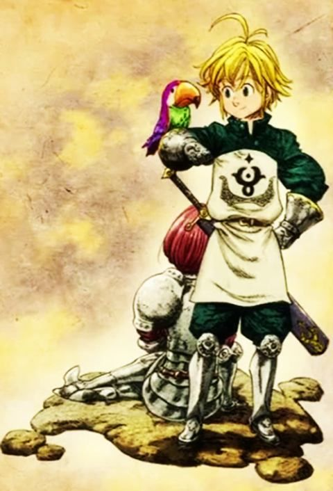 221 best images about nanatsu no taizai  the seven deadly sins  on pinterest