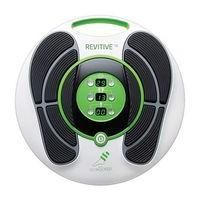 REVITIVE-HEALTH AND BEAUTY-Bodycare Appliances-REVITIVE IX Circulation Booster-£179.99-716 Advantage card points.  REVITIVE Circulation Boosters use clinically tested Electrical Muscle Stimulation (EMS) to activate muscles in your legs and feet, to increase your circulation and help keep you active, so you can continue to do the things you love.  FREE Delivery on orders over 45 GBP.