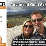 Achieving goals is a major part of what makes people happy. When a person finds they can no longer achieve goals they feel less alive.   ** As with all things, there are reasons why some people can achieve goals and others cannot.   ** This is a major key. When stress is triggered, strange things happen within the mind. These things are automatic and below the level of conscious awareness.