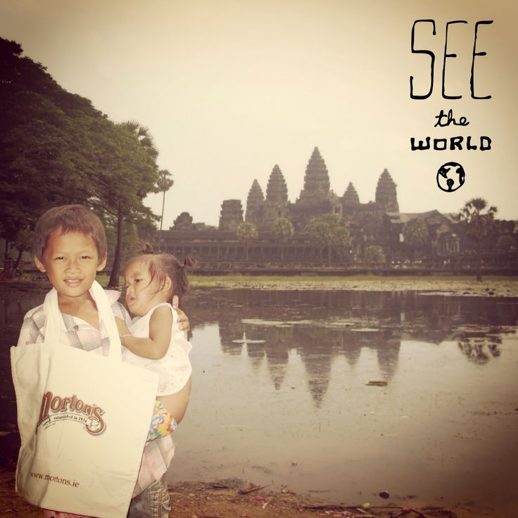 Angkor Wat World Heritage Site in Cambodia
