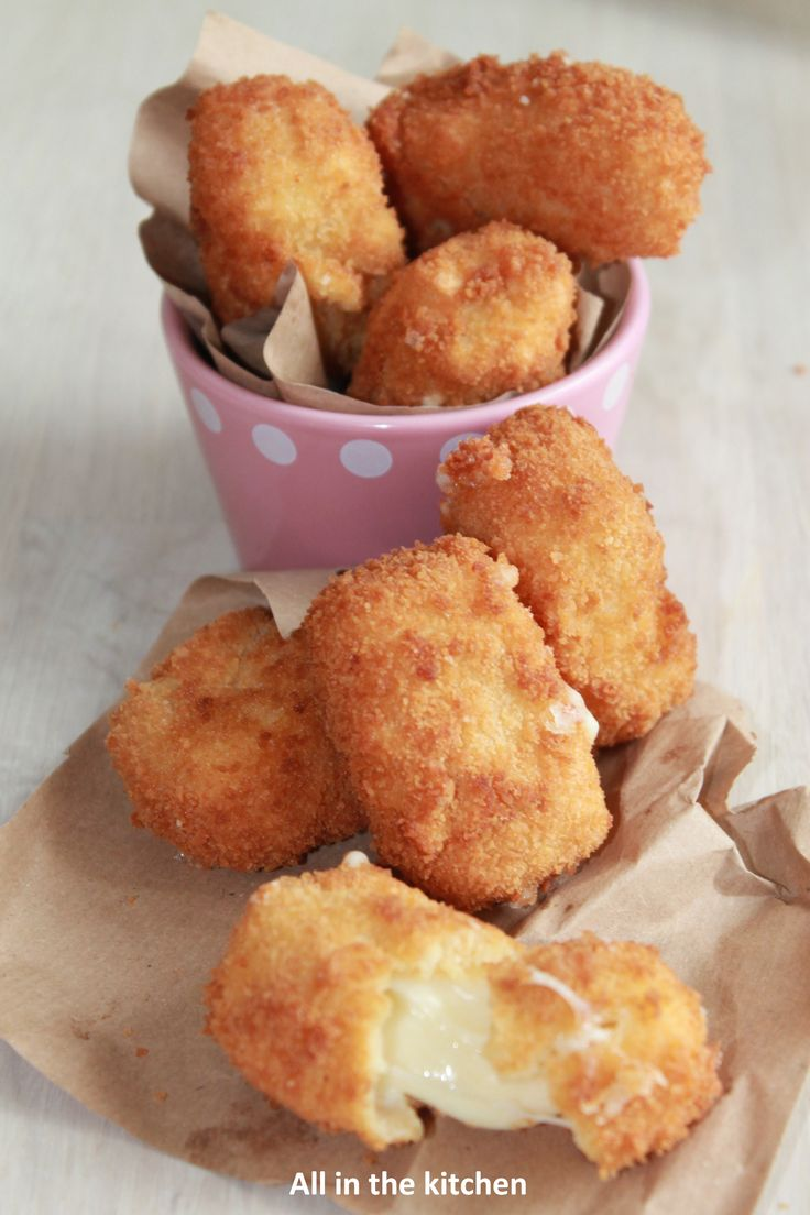 8 best croquettes boulettes et petits pan s images on pinterest kitchens cucina and home. Black Bedroom Furniture Sets. Home Design Ideas