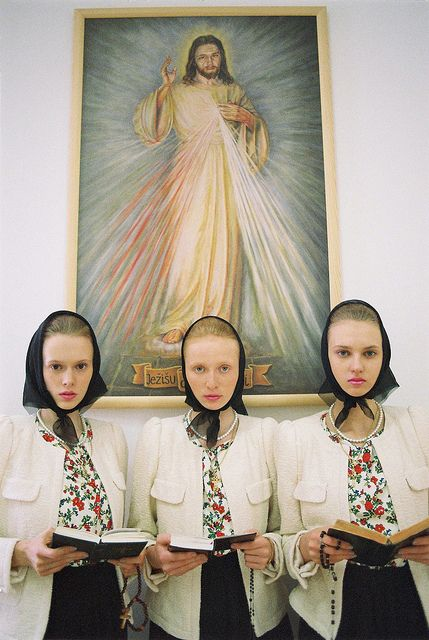 Happy Endings by Michal Pudelka, via Flickr - Poupée russe - Russian doll