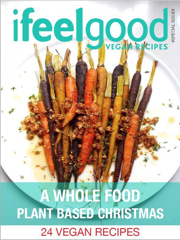 Vegan Christmas Recipes Book Whole Food Plant Based Recipes for Christmas