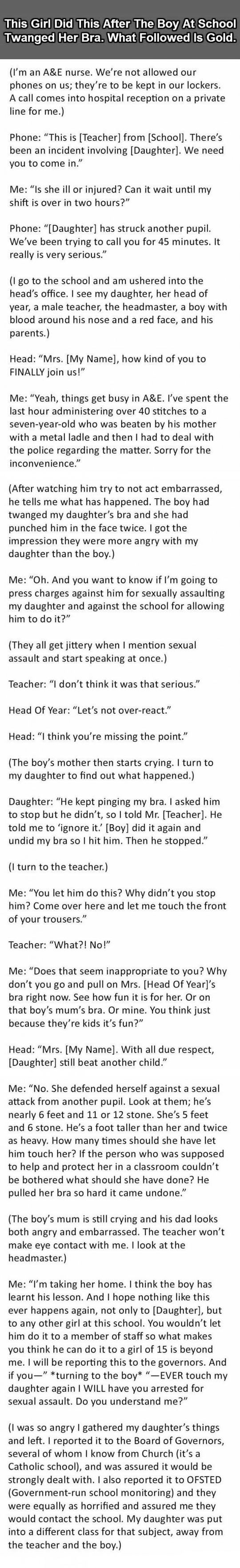 123 best Girls images on Pinterest | Equality, Funny stuff and Funny ...