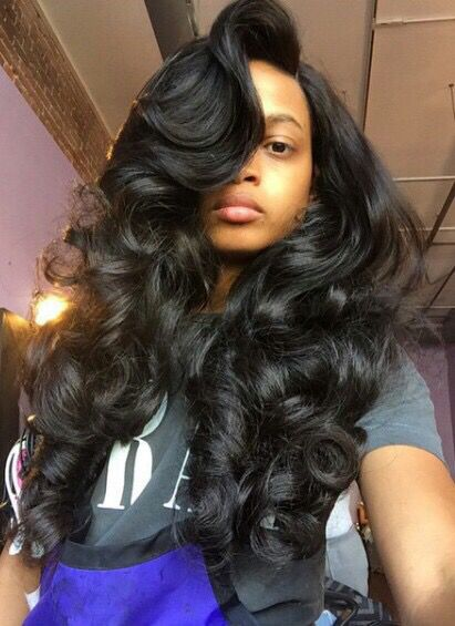 WANT THIS LOOK? Luxury Virgin Hair!!! Bundles and Closures Available in Natural Straight, Body Wave, Deep Wave, Loose Wave and Curly! Also Available in Premium Blonde (#613) Any 3 Lengths Of The Same Style 5% Off At Checkout. 30 Day Guarantee and FREE SHIPPING!!! Use Promo Code: EMPIRE For Additional 15% Off! ✨CLICK LINK: lovepink.mayvenn.com✨