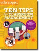 Ten Tips for Classroom Management