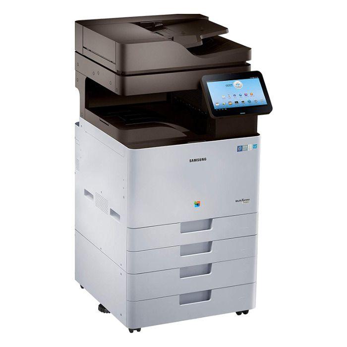Samsung Multixpress Sl X7400lx Ss054c Multifunktionsdrucker Din