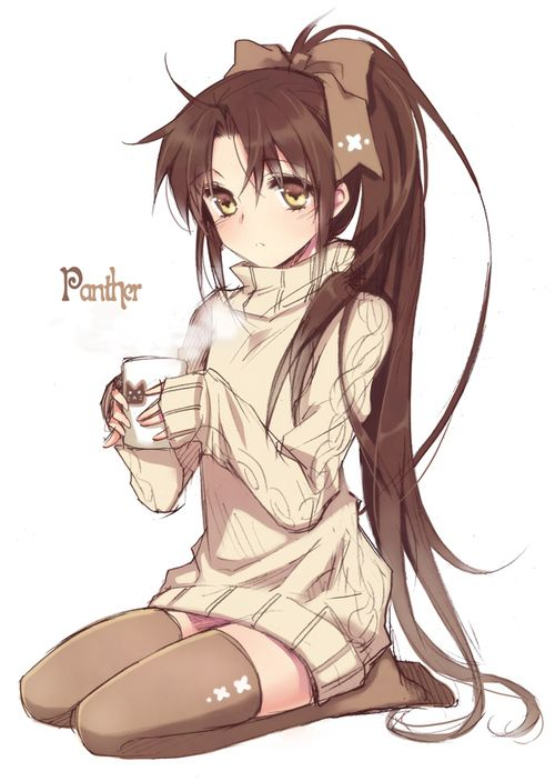 27 best anime girl with brown hair images on Pinterest