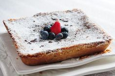 "Tarta ""bakewell"" de Pamela Villar, rellena de mermelada de cherry -  ANA D'ONOFRIO"