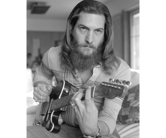 Steve Cropper with his Tele. Great guitarist.