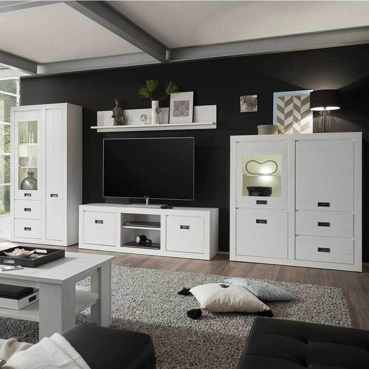 Die besten 25+ Pinienmöbel Ideen auf Pinterest kleine Regale - schlafzimmer mit bettüberbau