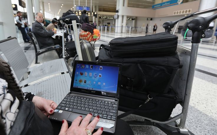 """How to keep your laptop safe in checked luggage """"Both as a consumer and a computer security professional, I am not keen on checking a laptop in my bag,"""" Stephen Cobb, a systems security expert from the IT security firm ESET, told Travel + Leisure. If you're traveling to one of the Middle Eastern ... #halloweenlaptopbags"""
