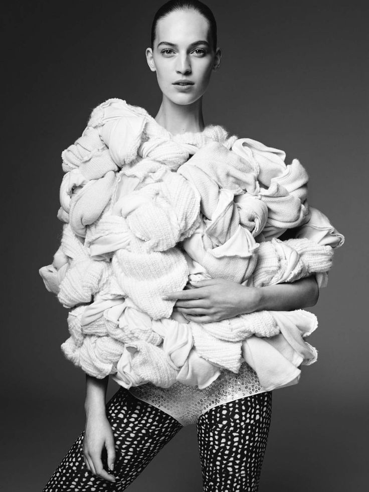 whatever you think rei kawakubo is, that's what she's not | i-D Magazine