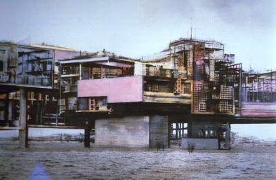 Arqueología del Futuro: NEW BABYLON [1959] Constant