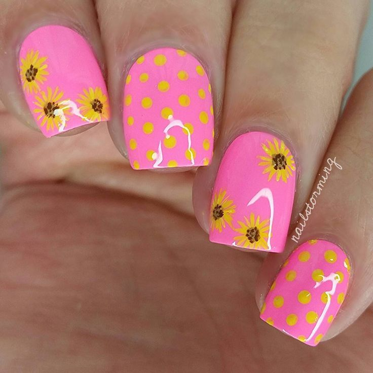 20 best Spring nails images on Pinterest | Nail design, Nail ...