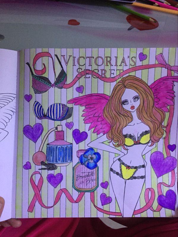 Victoria's secret page - Strut Your Stuff - Adults Only - Color Me Forum