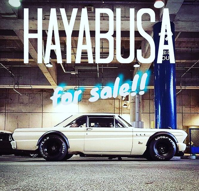 HAYABUSA For sale!!
