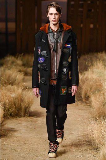 2017-18秋冬プレタポルテ - コーチ(COACH) ランウェイ コレクション(ファッションショー) VOGUE JAPAN