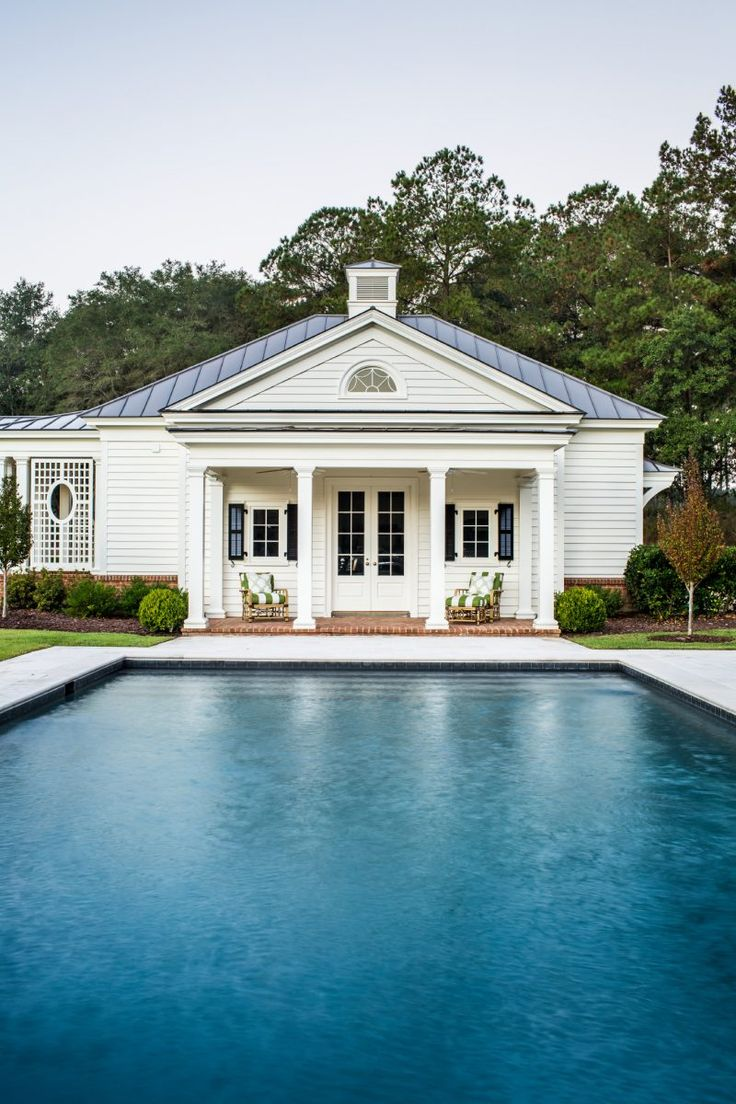 51 best Pools images on Pinterest | Pool houses, Architecture and ...