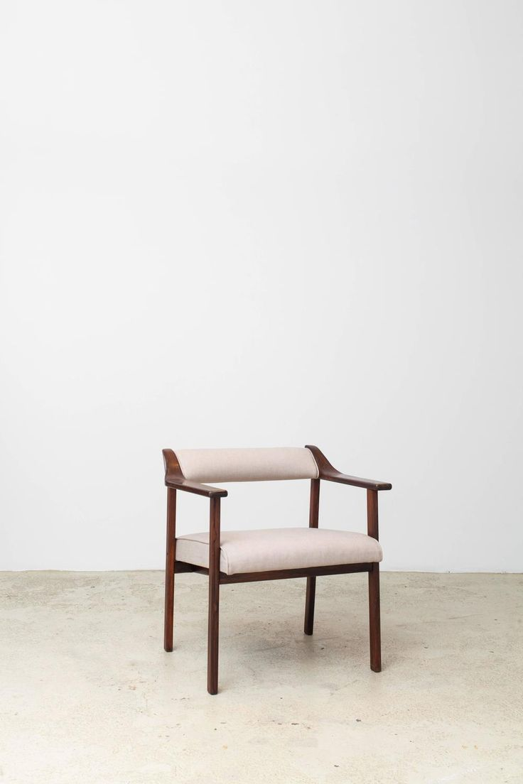 Pair of french antique arm chairs pair of antique wing back chairs - Jean Gillon Pair Of Armchairs 1968 Vintage Armchairmodern