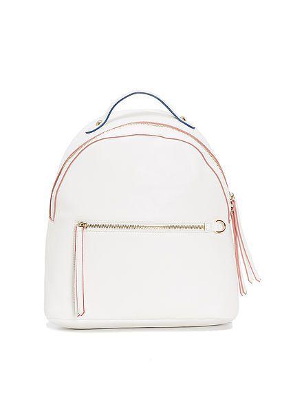 Beyaz Çanta | Kadın | Mavi