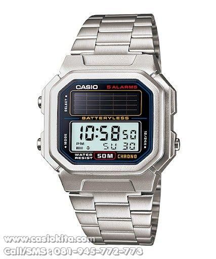 Jam Tangan Casio Untuk Pria - Jam Tangan Casio Standard : STN-2478 | Casio Kita | Dealer Jam Tangan Casio Original 100% Ber Garansi Resmi !.