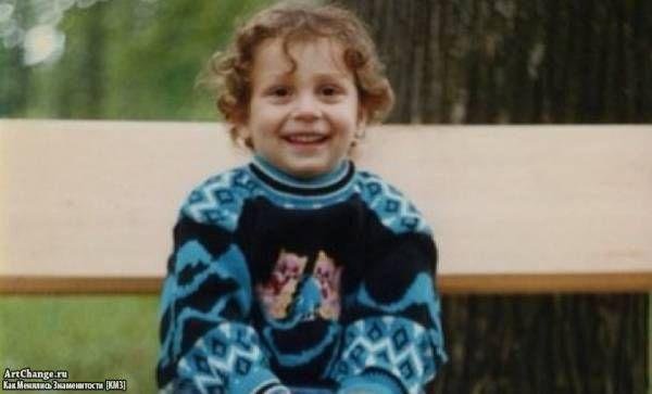 Янис Бадуров (Yanix, Яникс) в раннем детстве