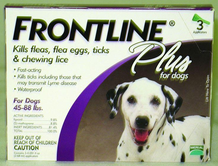 FRONTLINE PLUS DOG