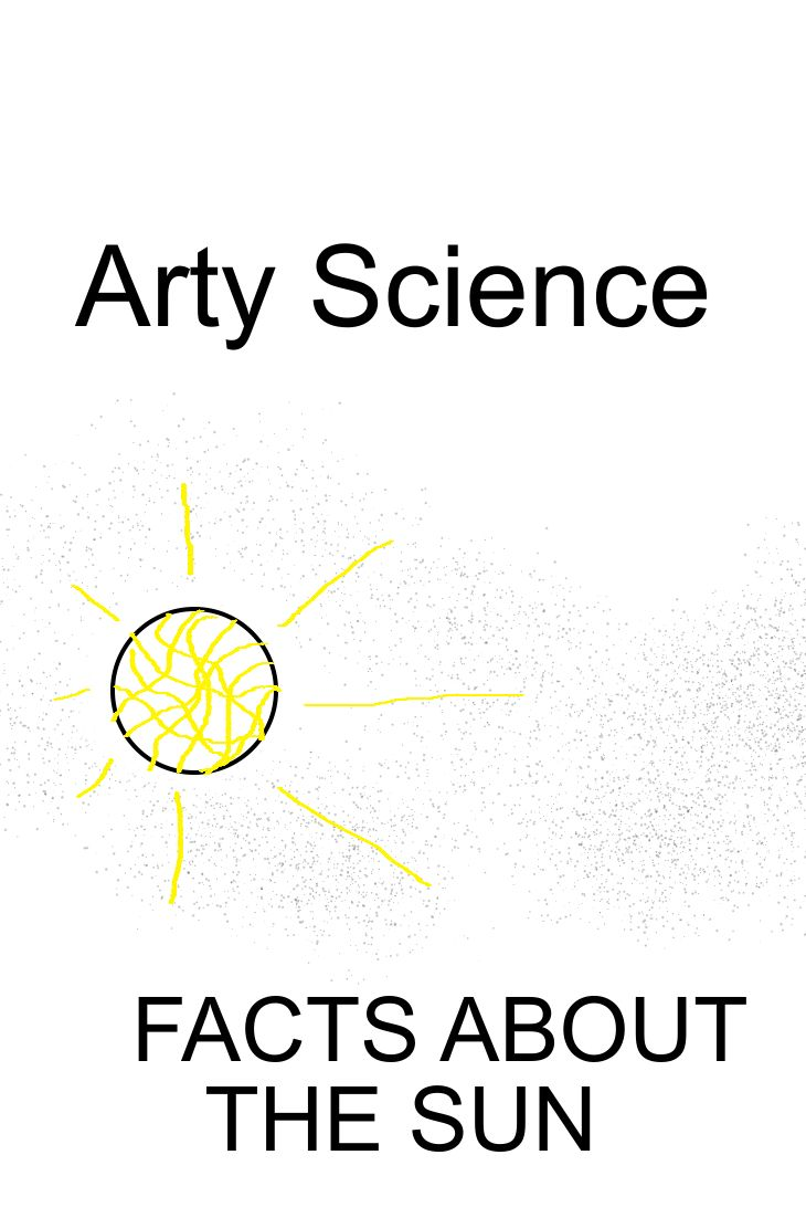 Arty Science Facts About The Sun This is part two of my series called Arty Science. Today I'll share facts about sun presented in an arty way. Learn about the sun and the light that comes out from it. Also see how photons are used on earth especially by plants. Find out more on wikipedia. https://www.youtube.com/watch?v=QZKoAE84Ovg