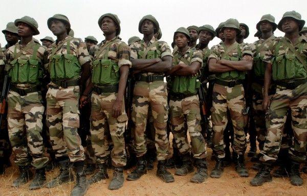 Suspected Boko Haram militants kill five soldiers in NE Nigeria http://www.enca.com/africa/suspected-boko-haram-militants-kill-five-soldiers-in-ne-nigeria