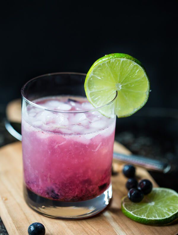 No need for alcohol because this Virgin Blueberry Mojito will cure your thirsty cravings for a regular mojito. It's also a great drink for pregnant moms.
