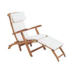 Tumbonas de jardín-Lounge de jardín-Titanic Sun lounger-Unopiù