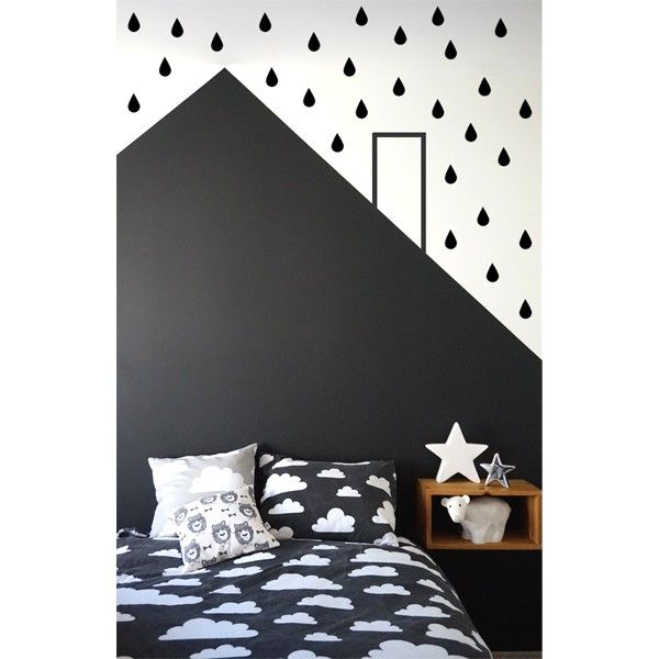 les 501 meilleures images du tableau stickers d coration sur pinterest le bonhomme chambre. Black Bedroom Furniture Sets. Home Design Ideas