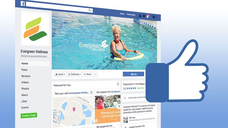 If You Like Our Facebook Page, You'll Love Our Senior Games Coverage  The Evergreen Wellness® team will be out in force this week during The Villages® Senior Games. Be sure to Like our Facebook Page » to get the latest updates on what's happening, who's competing, who's taking home medals, and more! #seniorgames2017