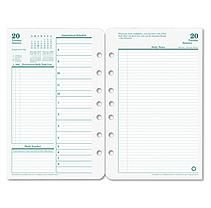 FranklinCovey Original Dated Daily Planner Refill, January-December, 5-1/2 x 8-1/2 -  2015