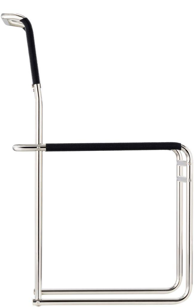 chair b40 by bauhaus for tecta