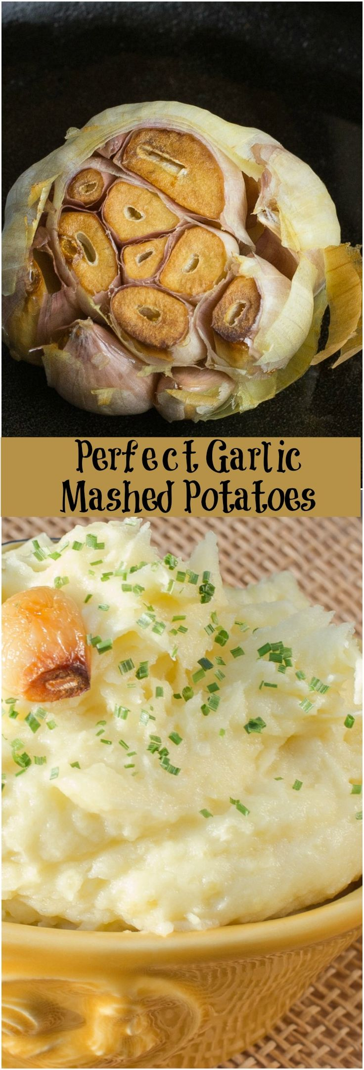 Make perfect garlic mashed potatoes every time with these easy to follow instructions.