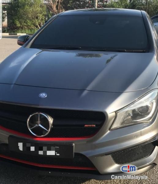 Mercedes Benz Cla250 Amg Sambung Bayar Car Continue Loan For Sale