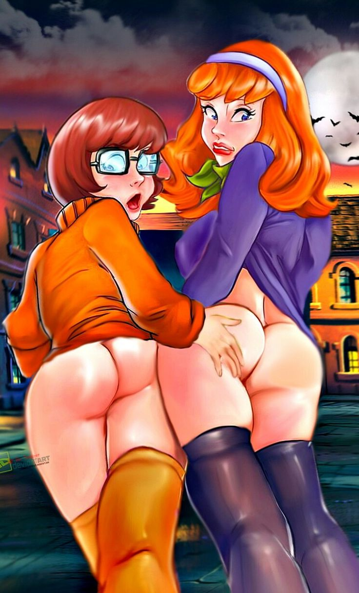 Ideal Scooby doo velma hot ass labour