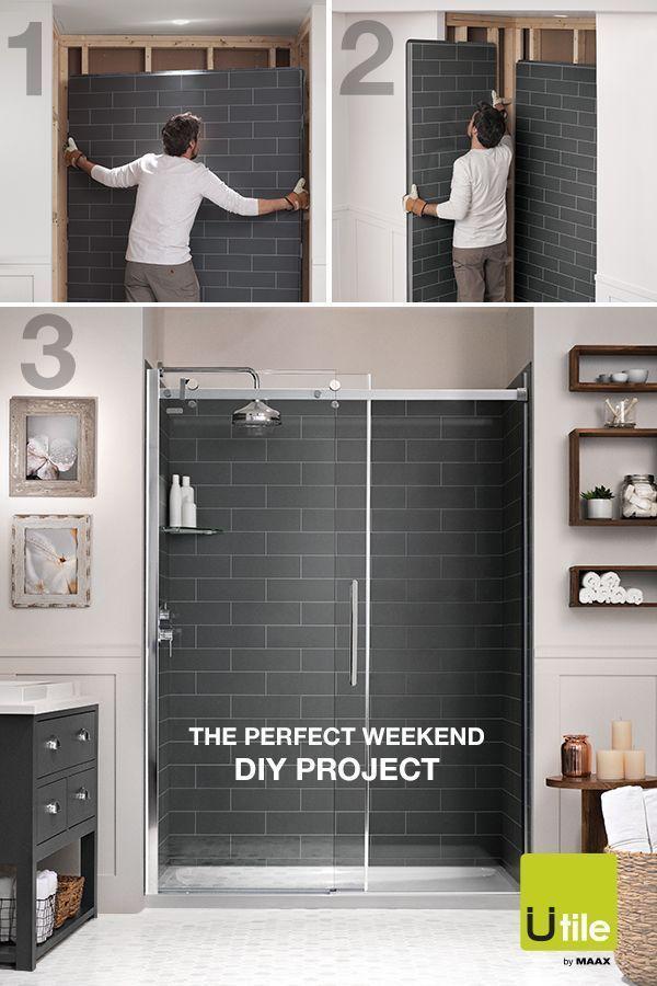 3 faszinierende coole Ideen: Bad umgestalten Vanity Plank Walls Bad umgestalten Doppelwaschbecken Waschküchen. Sehr winzige Badezimmer umgestalten Ba…