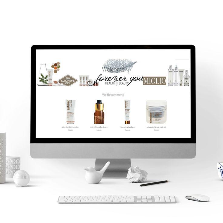 Woo-Commerce Website designed and developed- #Website