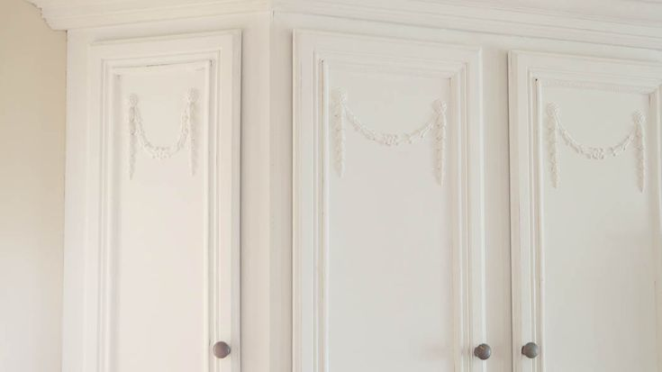 Repainting Kitchen Cabinets And A Giveaway - White Lace Cottage