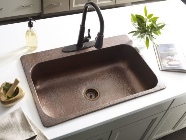 Top 5 Kitchen Sink Materials With Images Best Kitchen Sinks