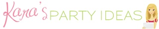 Such a fun website with TONS of party ideas!