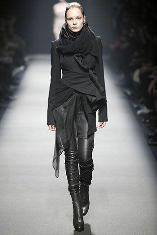 Haider Ackermann Autumn/Winter 2008 Ready-To-Wear Collection | British Vogue